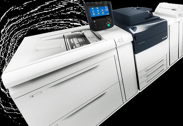 Xerox Versant 180 Drucker - Latzer Druck & Logistik