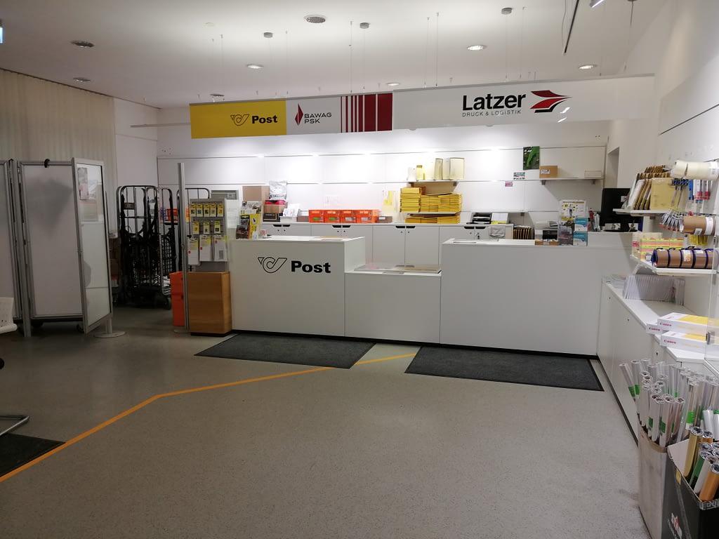 Latzer Saalbach innen - Latzer Druck & Logistik