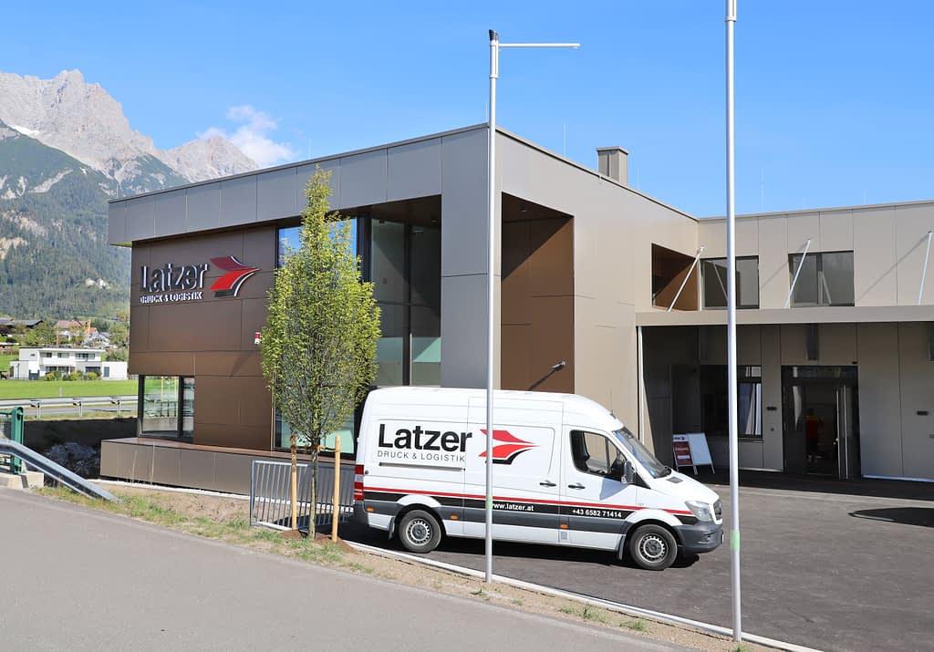 Firma SW 1 - Latzer Druck & Logistik