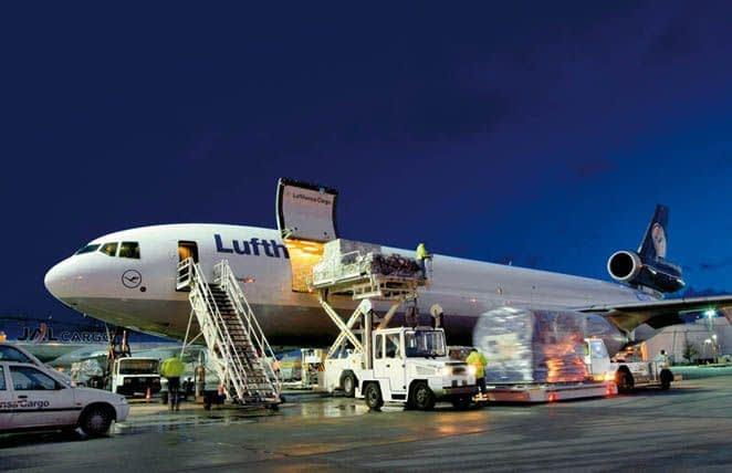 air cargo services - Latzer Druck & Logistik